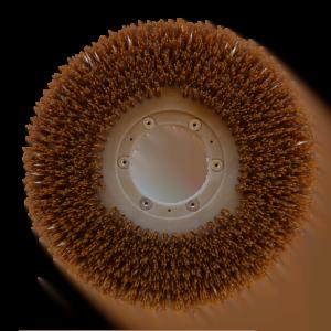 Cepillo De Limpieza Naranja Agresivo Deepex