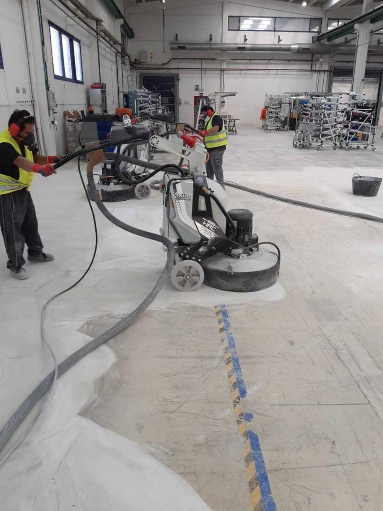 Concrete Grinder Floor Grinding Machine