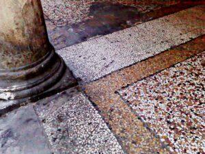 Suelo Terrazo Original Italiano