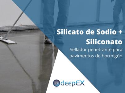 Silicato De Sodio Siliconato Movil