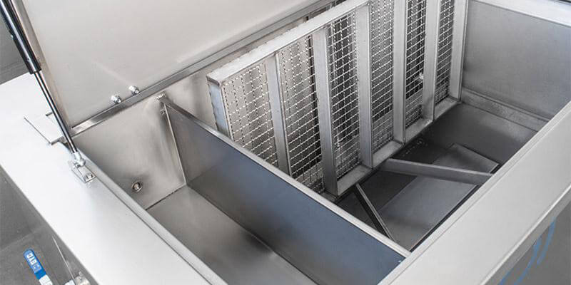Interior Maquina Limpieza Ultrasonidos
